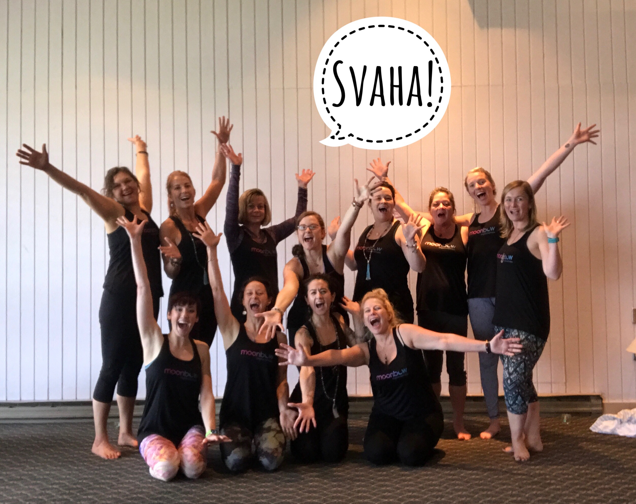 Yoga teacher training experience: we made it!